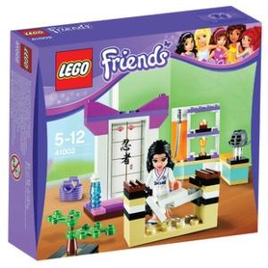 LEGO Friends - Emma karate iskolája 41002