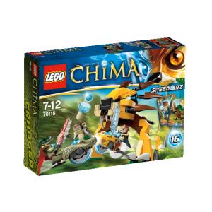 LEGO Chima - Felülmúlhatatlan Speedor bajnokság 70115