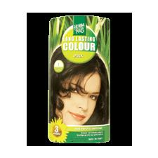 HennaPlus hajfesték 1 fekete hajfesték, színező