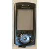 Samsung U600 előlap navigációs panellel sapphire blue swap*
