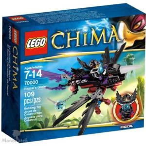 LEGO Chima - Razcal Siklórepülője 70000