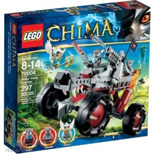 LEGO Chima - Wakz üldöző járgánya 70004
