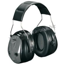 3M™ Peltor® PTL (push to listen) gombnyomással hallhatóvá teszi a beszédhangot