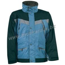 Coverguard ARCTIC kék/fekete vitorlázókabát, polárbélés és kapucni