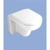 Alföldi Liner wc fali mély fehér 6638 L1 R1