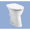 Alföldi Bázis wc lapos hátsó fehér 4030