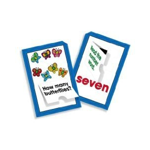 Flip-Open Flash Cards: Counting 0-20