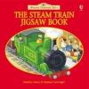 The Steam Train Jigsaw - kirakós (puzzle) könyv