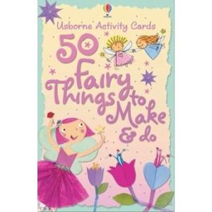50 Fairy Things to Make and Do (kártya)