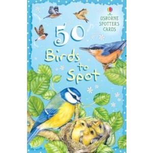 50 Birds to Spot - Ismerj fel 50 madárfajt! (kártya)