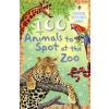 100 Animals to Spot at the Zoo - 100 állatfaj az állatkertből (kártya)
