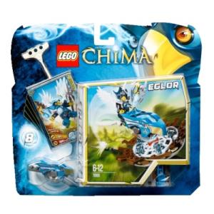 LEGO Chima - Fészekbúvárkodás 70105