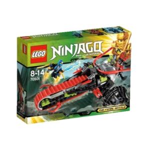 LEGO Ninjago - Harci motoros 70501