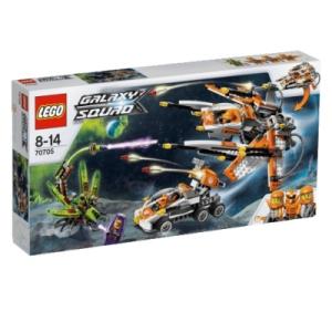 LEGO Galaxy Squad - Bogáreltávolító 70705