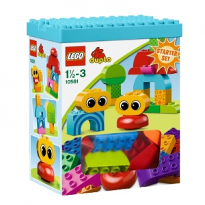 LEGO Duplo - Kezdő építőkészlet kicsiknek 10561