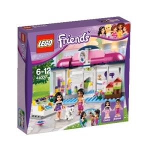 LEGO Friends - Heartlake kisállat szalonja 41007