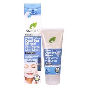 Dr. Organic Dead Sea Arcpakolás 100 ml női
