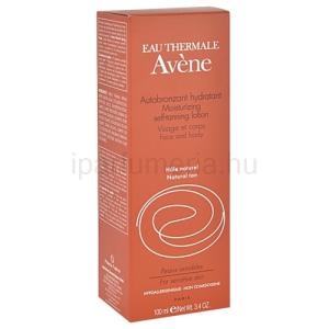 Avene Sun Autobronzant önbarnító testápoló tej