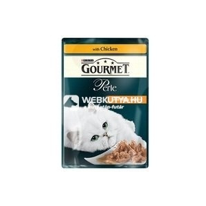 Gourmet Perle Csirkével - grillezett 24 x 85 g