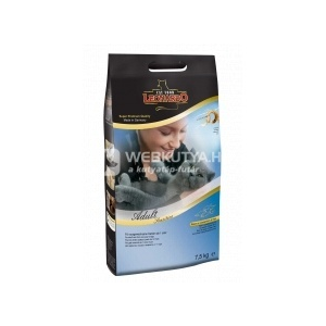 Leonardo Adult Sensitive Hal & Rizs 0,4 kg