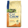 Cat Chow Adult Csirkével és Pulykával 1,5 kg