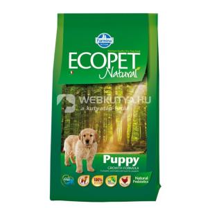 Ecopet Natural Puppy Mini Chicken 2,5 kg