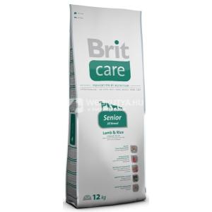 Brit Care Hypo-Allergenic Senior All Breed Lamb & Rice 3 kg