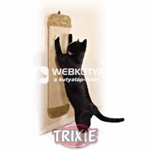 Trixie falra szerelhető nagy kaparófa bézs (TRX4342)