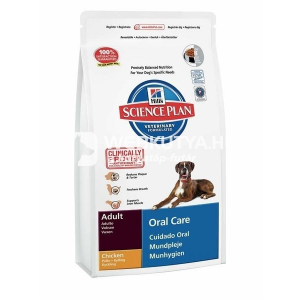 Hill's SP Canine Oral Care Adult Chicken 4 x 5 kg