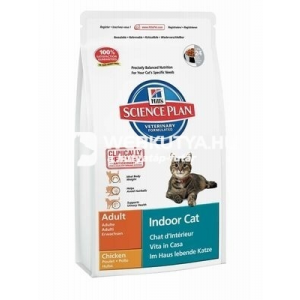 Hill's Hill's SP Feline Adult Indoor Cat 4 kg