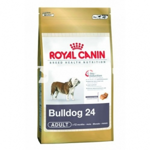 Royal Canin Bulldog 24 Adult 12 kg