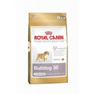 Royal Canin Bulldog Junior 3 x 12 kg