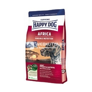 Happy Dog Happy Dog Supreme Sensible Africa 4 kg