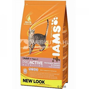 Iams Cat Adult Rich in Salmon 1,5 kg