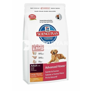 Hill's SP Canine Adult Advanced Fitness™ Large Breed Chicken 3 kg
