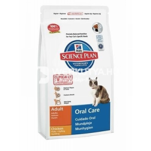 Hill's SP Feline Adult Oral Care Chicken 5 kg