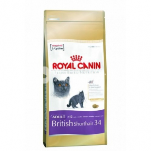 Royal Canin FBN British Shorthair 34 4 kg