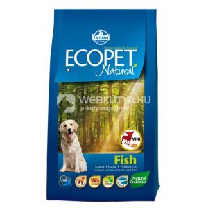 Ecopet Natural Adult Mini Fish 2,5 kg