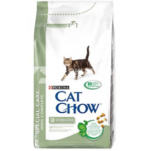 Cat Chow Adult Sterilized 1,5 kg