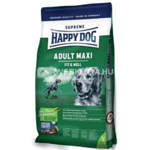 Happy Dog Happy Dog Supreme Fit & Well Adult Maxi 4 kg