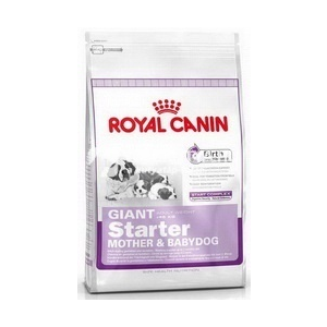 Royal Canin Giant Starter Mother&Babydog 4 kg