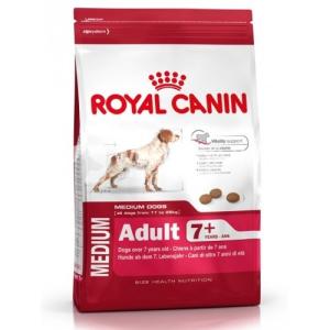 Royal Canin Medium Adult 7+ (Mature) 4 kg