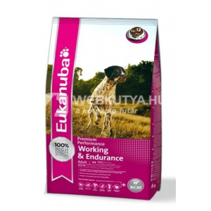 Eukanuba Premium Performance Working & Endurance 3 kg