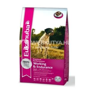 Eukanuba Premium Performance Working & Endurance 3 kg