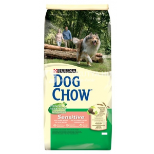 Dog Chow Adult Sensitive Salmon 2 x 14 kg