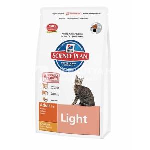 Hill's Hill's SP Feline Adult Light Chicken 1,5 kg