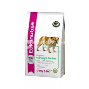 Eukanuba Daily Care Overweight, Sterilized 2,5 kg