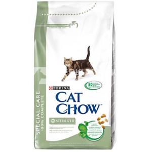 Cat Chow Adult Sterilized 15 kg