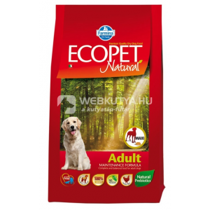 Ecopet Natural Adult Maxi Chicken 2,5 kg