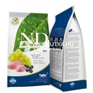 N&D Cat Adult Lamb & Blueberry 0,3 kg